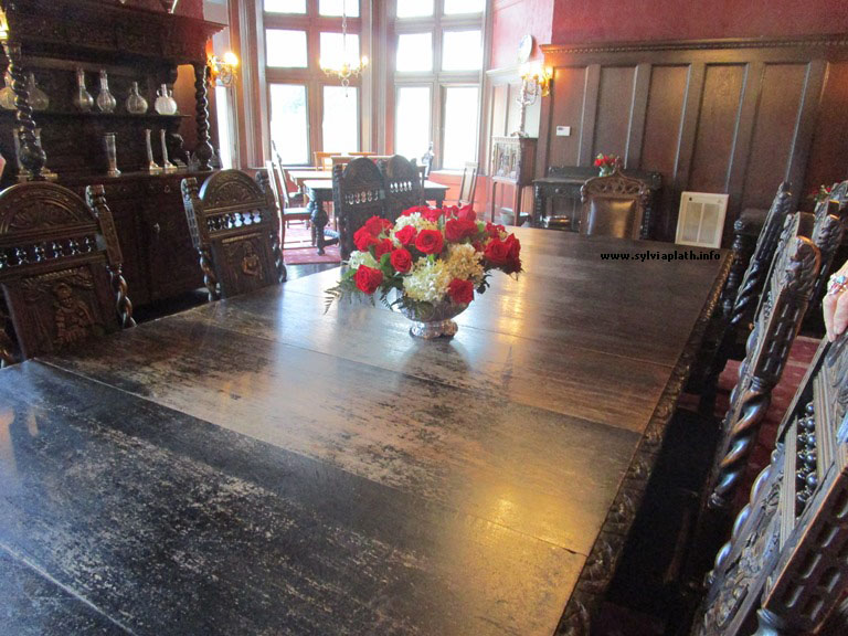 Katrina Foyer Table : Sylvia plath info i know your estate so well