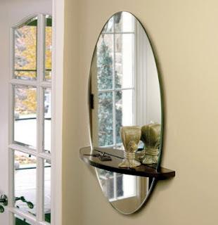 Decoraciones y mas elegantes y modernos espejos para el for Espejos para hall