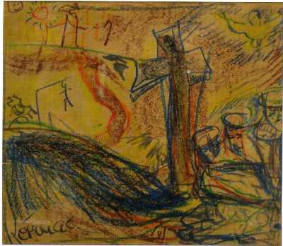 Art beatnik Kerouac258