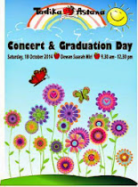 ASTANA CONCERT & GRADUATION DAY