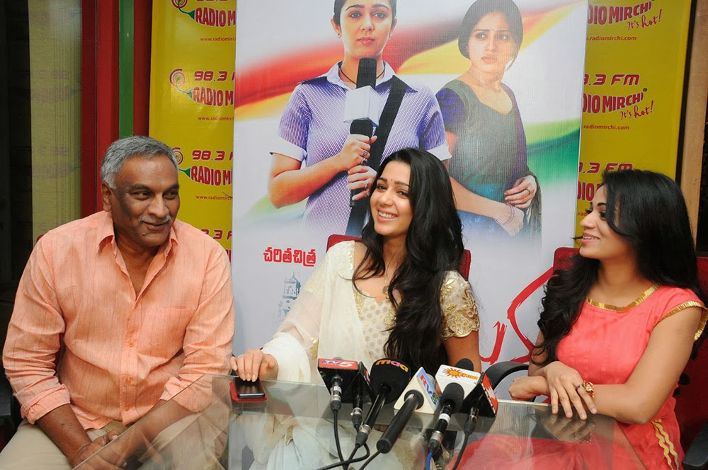 Prathighatana Team at Radio Mirchi Fm Station-HQ-Photo-16