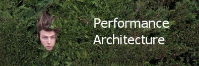 Performance <br>                      Architecture