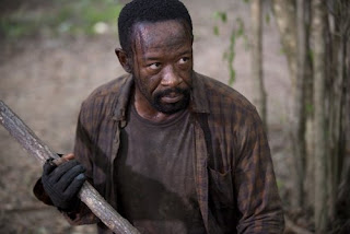 'The Walking Dead's' Episode Review 'Here, Not Here'