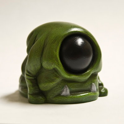 Dead Hand Toys - Green Funguhs Resin Figure by Lysol
