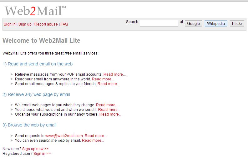 second email online dating
