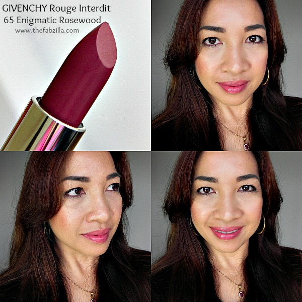 Givenchy Rouge Interdit Lipstick Magic