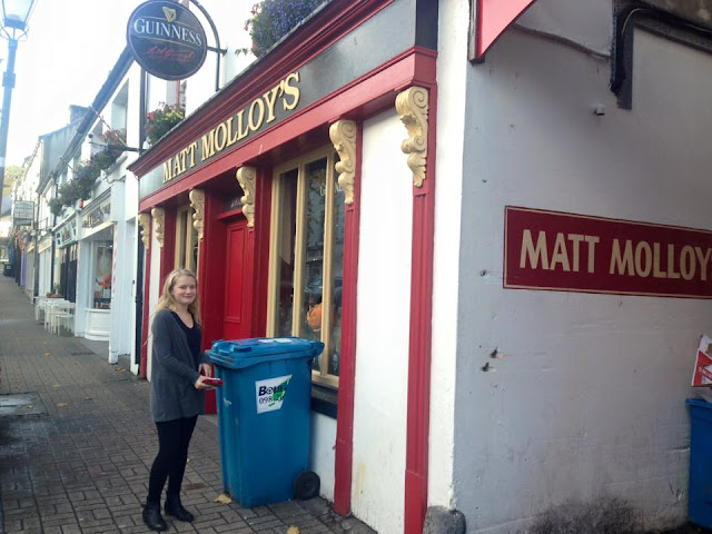 Matt Molloy's Pub, Westport Ireland