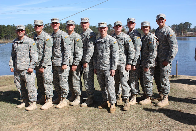 Ranger school graduation