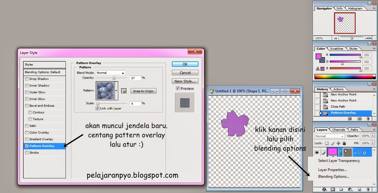 cara membuat clip art dengan photoshop - photo #1