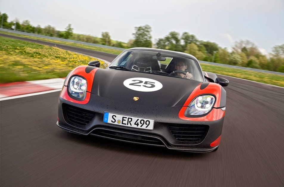 porsche 918 spyder d tails des technologies embarqu es automotiv press. Black Bedroom Furniture Sets. Home Design Ideas