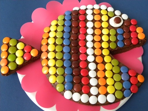 Tartas de cumplea os for Decoracion tartas infantiles