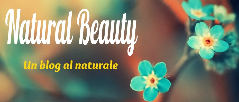 Natural Beauty - Un blog al naturale