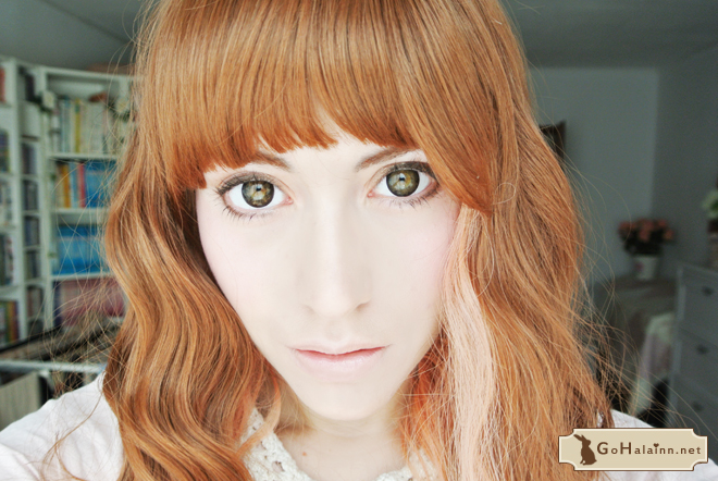 GEO Milky Way Xtra Lavender Brown WFL-A54 Circle Lenses Review
