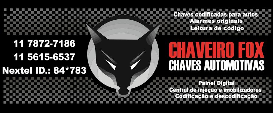 CHAVEIRO FOX