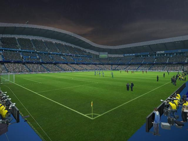 Download Etihad Stadium PES 2013 by Ismir_84