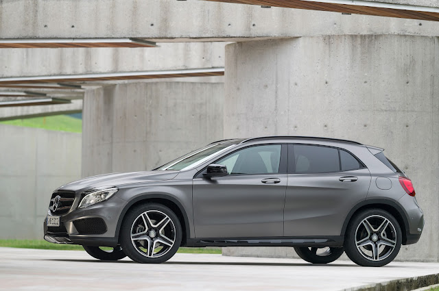 New Upcoming SUV Mercedes-Benz GLA