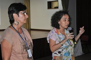 Denise Bastos e Marilu Dantas
