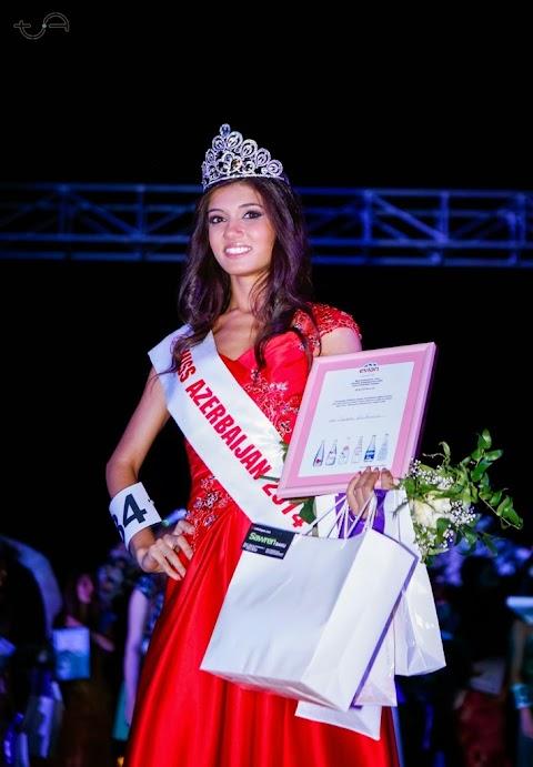 Miss Azerbaijan 2014