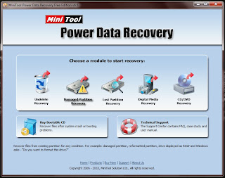 MiniTool Power Data