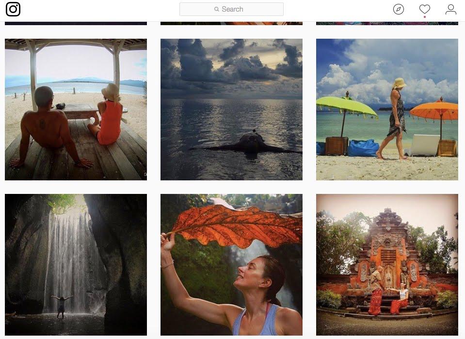 -Diário das Viagens no Instagram: