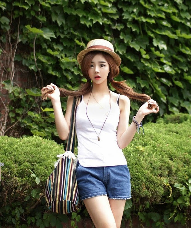 Bỏng mắt ngắm hot girl quyến rũ nhất Hàn Quốc