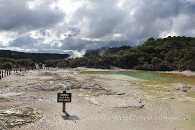 Rotorua, 羅托魯亞, wai-o-tapu