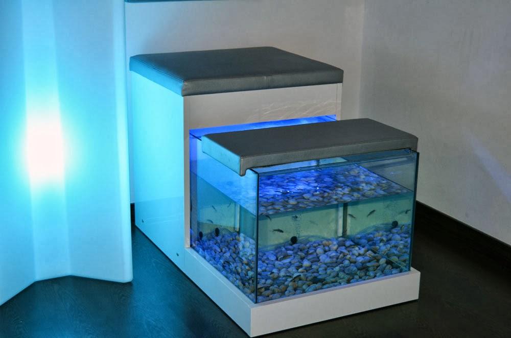 L 39 aparador de reus blog de shopping i lifestyle de reus for Fish pedicure nyc