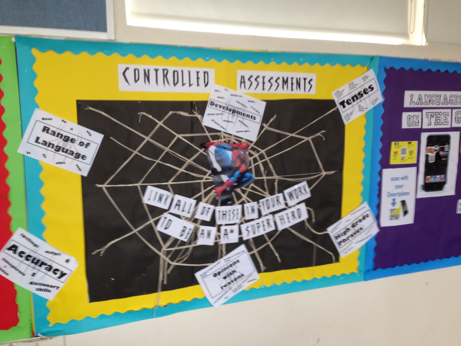 Classroom Display Ideas Ks4 ~ Mr collins mathematics displays for learning