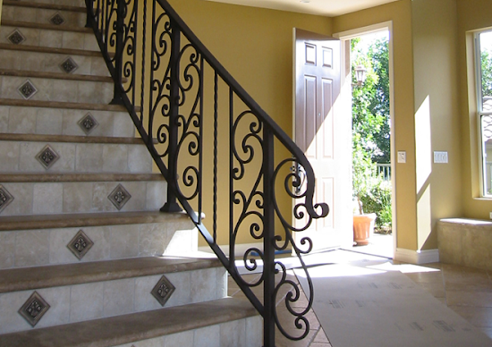 Metal Stair Railings And Balusters Can Be Gorgeous And They Certainly Give  A Home A Lot Of Character. However, Even The Strongest Iron Can Begin To  Look ...