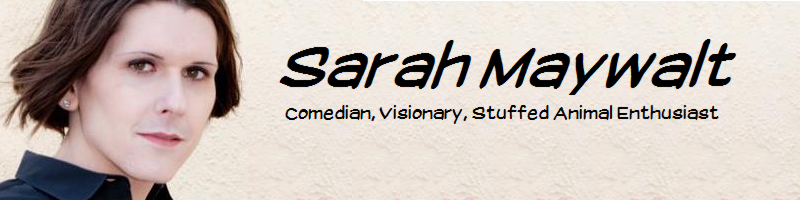 Sarah Maywalt's Official Site