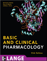 Basic and Clinical Pharmacology 11th edition