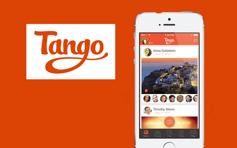 Tango - Free Video Call & Chat - Android Apps Download