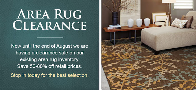Area Rug Clearance 50-80% off at Kermans
