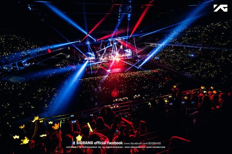 BIGBANG, MADE, Malaysia, Konsert