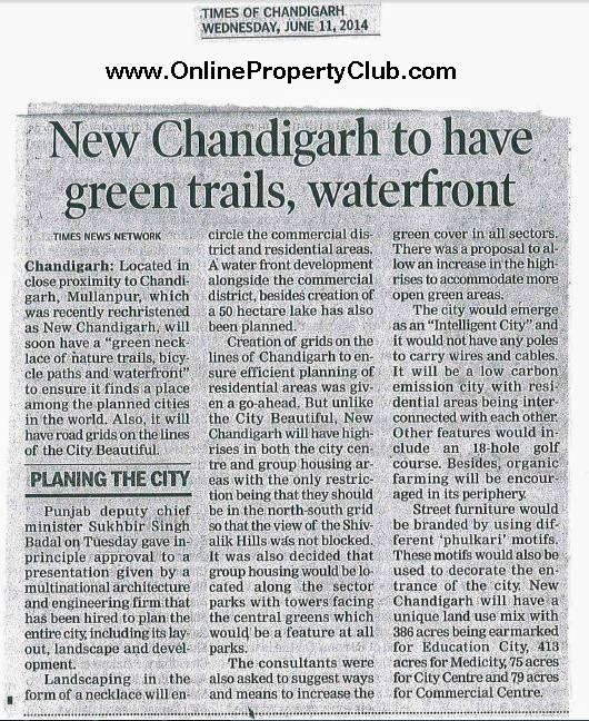 mullanpur new-chandigarh latest news