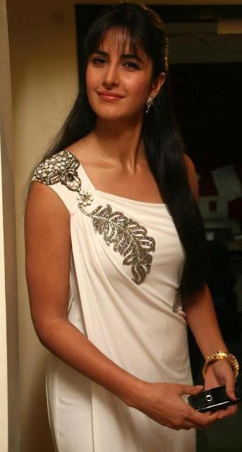Katrina Kaif In White