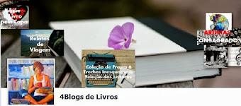 Conheça e saiba do que tratam todos os 4Blogs aqui: