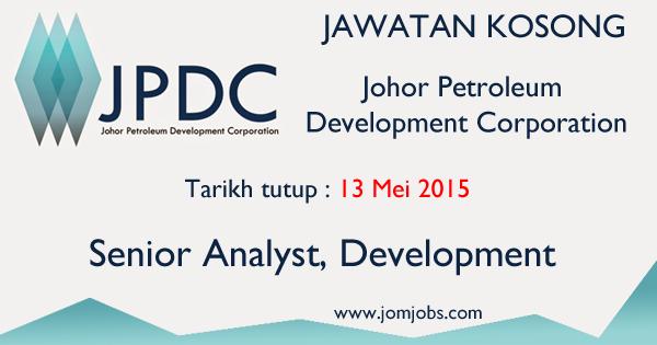jawatan kosong JPDC Mei 2015