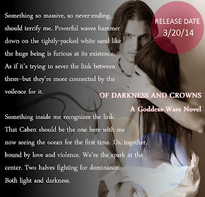 Of Darkness And Crowns by Trisha Wolfe