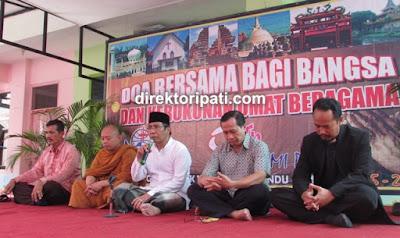 Potret Kerukunan Umat Beragama di Kabupaten Pati