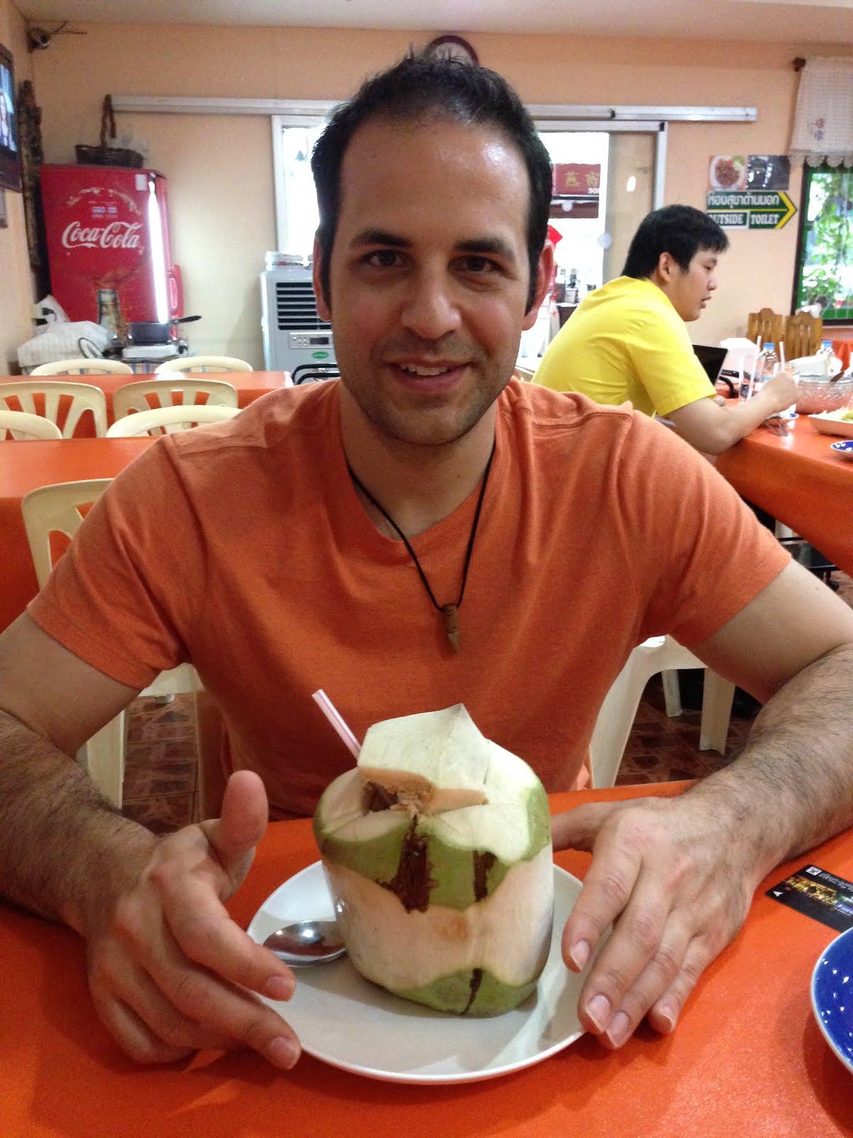 Brian in Bangkok