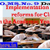 GO No 9 implementation of examination reforms for Class 9th and 10th
