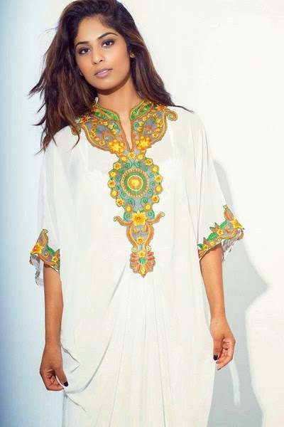 Imani Khan Pret Dress Collection 2014