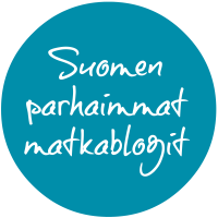 Suomen parhaimmat matkablogit
