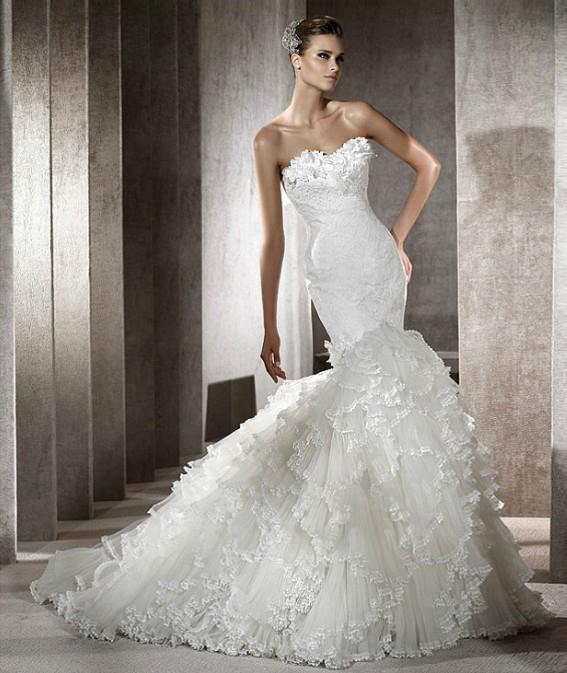 My Wedding Dress: September 2011