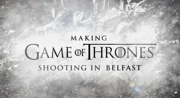 Game of thrones Shooting in belfast - Juego de Tronos en los siete reinos