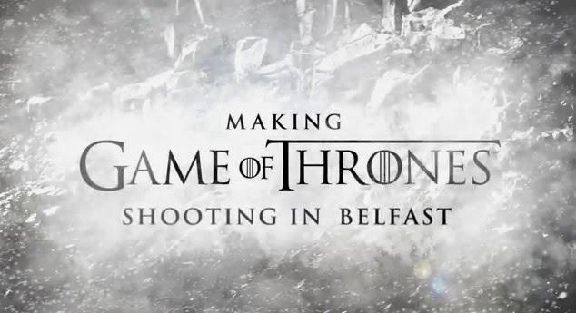 Game of thrones Shooting in belfast - Juego de Tronos en los siete reinos