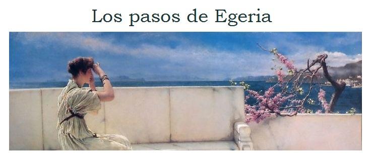 Los pasos de Egeria