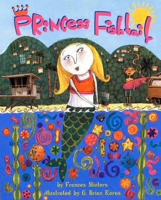 Princess Fishtail by Frances Minters