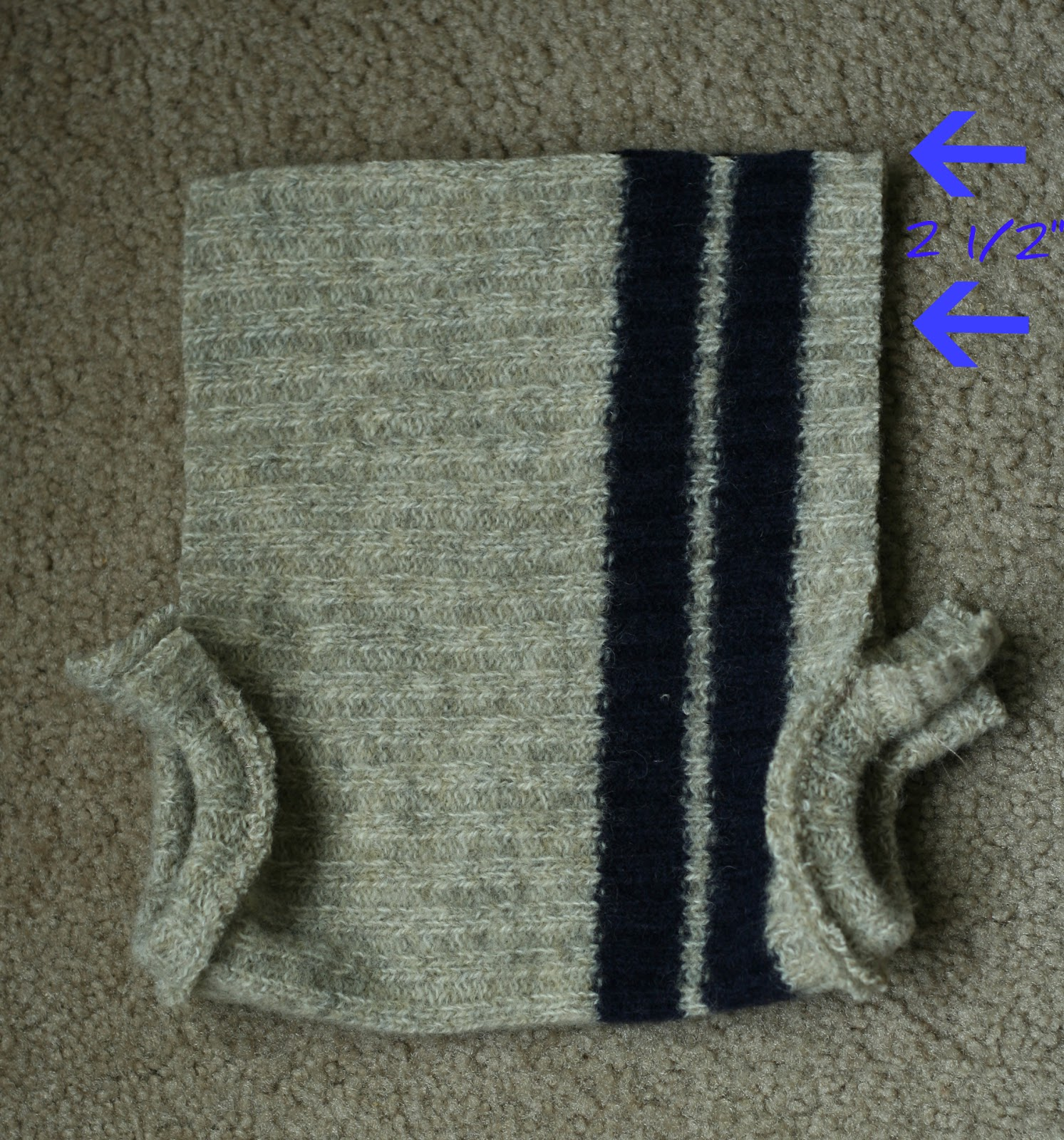 Make Your Own Cloth Diaper Covers From Recycled Wool Sweaters